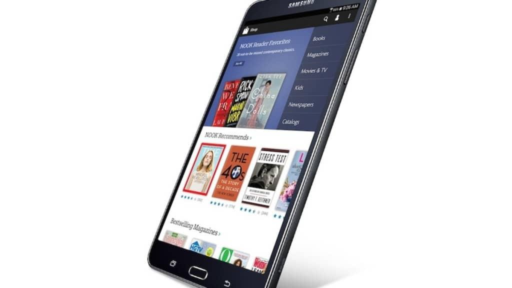 Galaxy Tab Nook