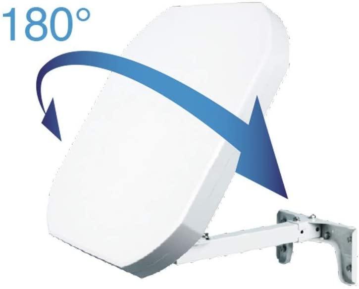 Antenne parabolique plate Metronic 498147