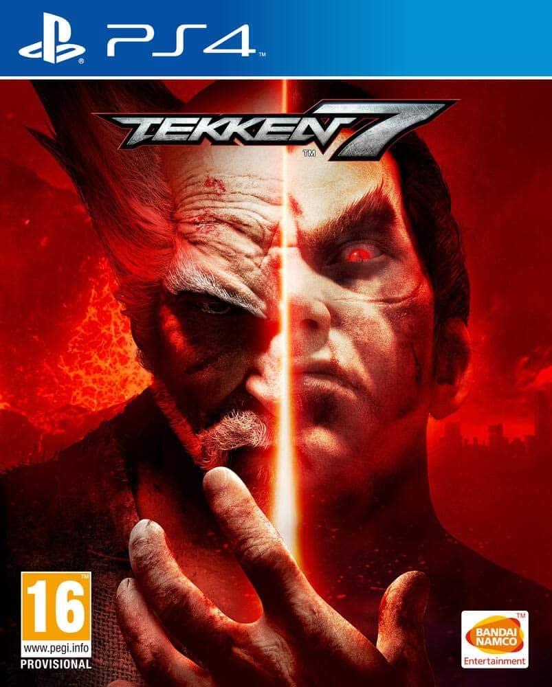 Jeu de combat PS4 Tekken 7