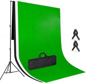 fond vert pour vidéo Amzdeal