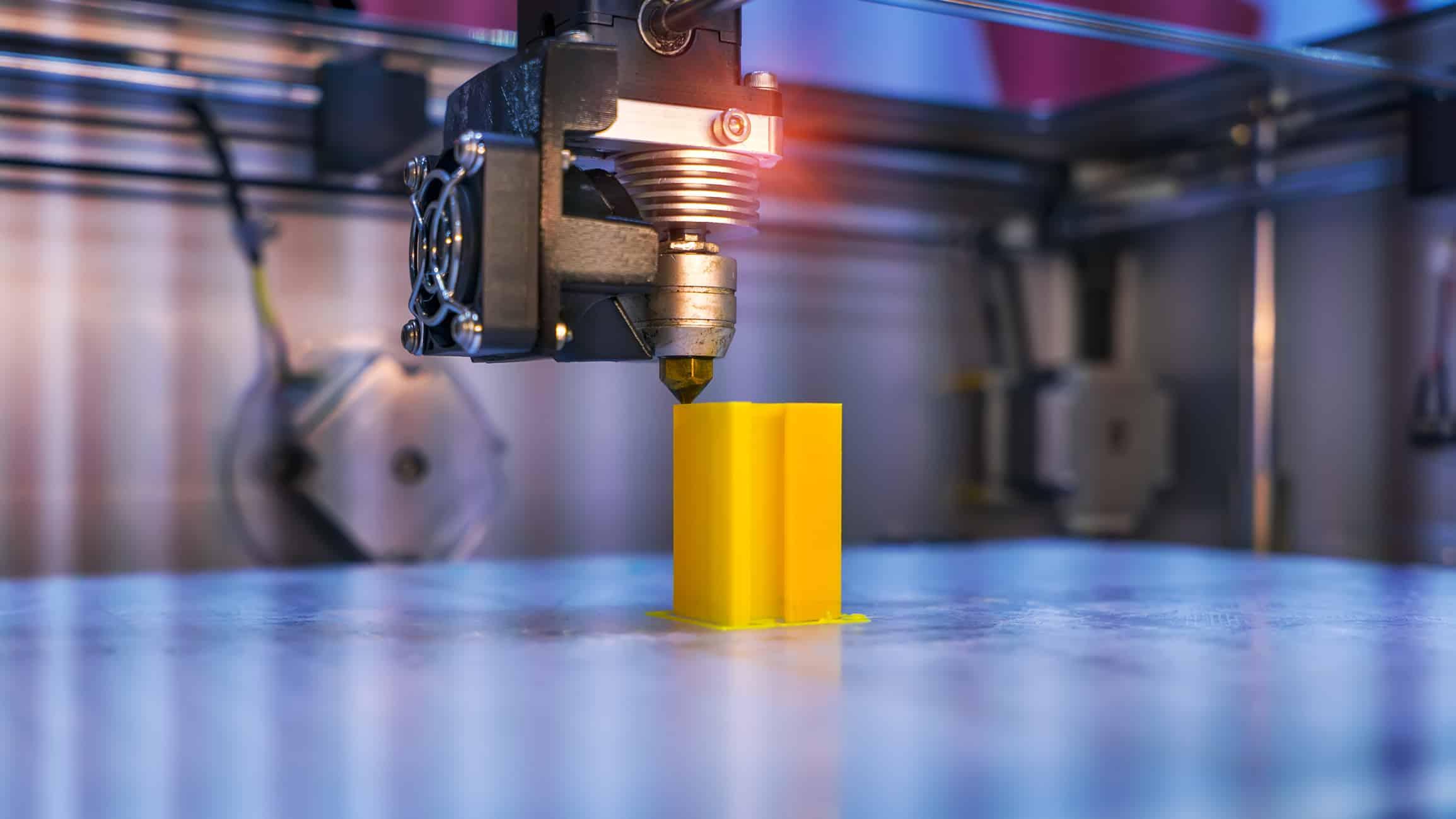 Procédés de fabrication d'une imprimante 3D
