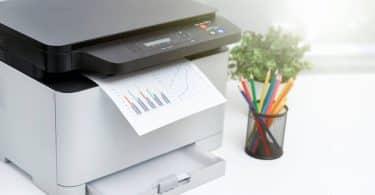 Imprimante multifonction laser jet d'encre