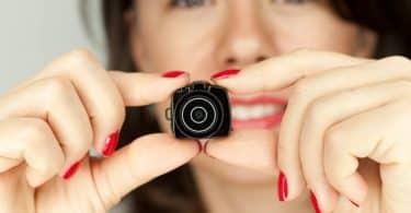 Gadgets de James Bond caméra espion